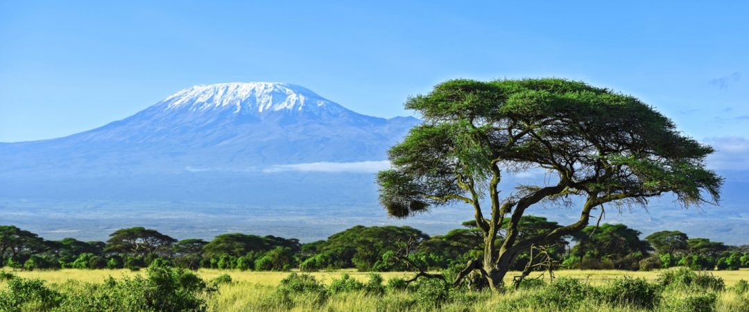 climate zones of kilimanjaro in overview