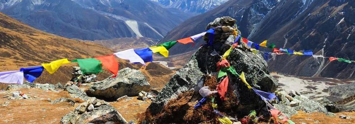 Everest Base Camp Classic Trek •