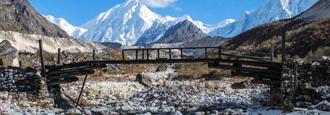 Manaslu Circuit Trek Views