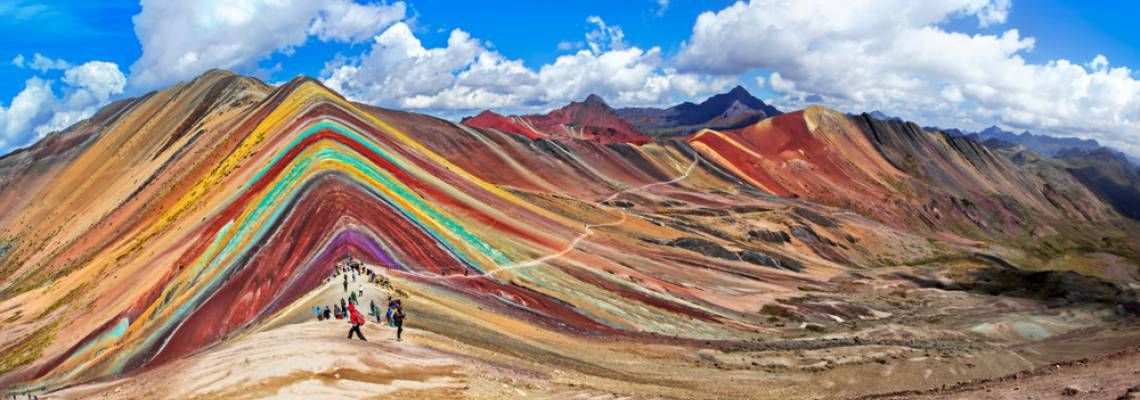 Compare Rainbow Mountain Trekking & Hiking Offers • Bookatrekking.com