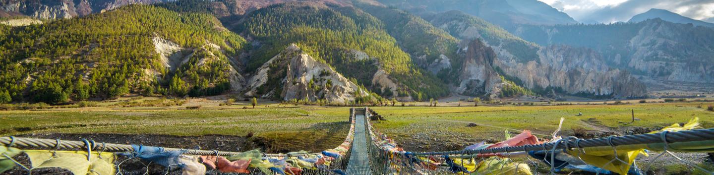 Annapurna Circuit Trek (18 dagen) – Outfitter Nepal