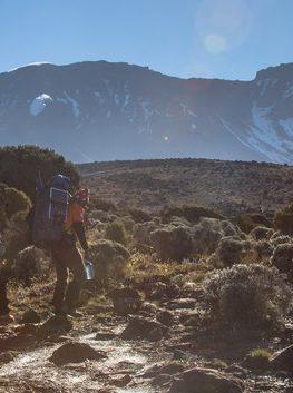 Marangu Route (5 days - Enosa Expeditions)
