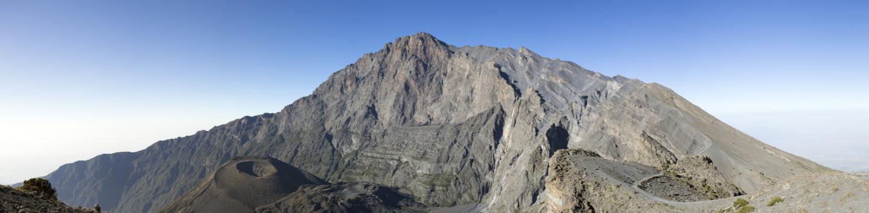 Recorrido monte Meru