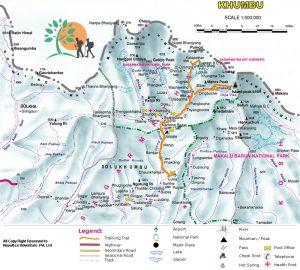everest base camp island peak trekking bookatrekking