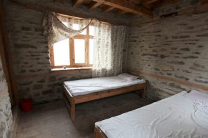 Beds in Tea House or Lodge in Nepal