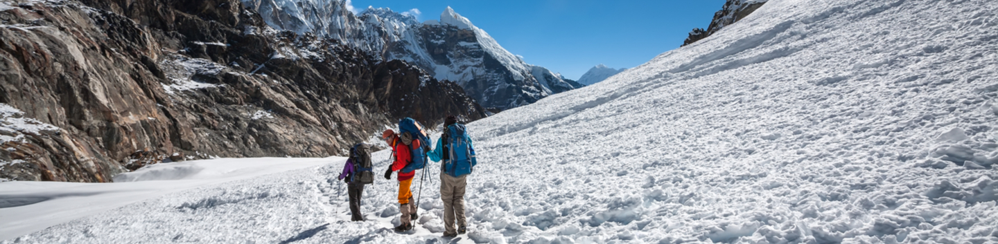 Everest Base Camp Two High Passes (16 days) – Nepal Eco Adventure