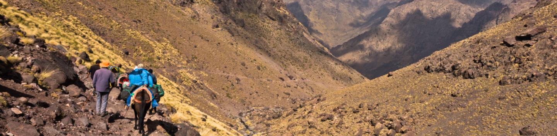 Weekly Toubkal Trek (8 days) – Morocco Toubkal Adventure