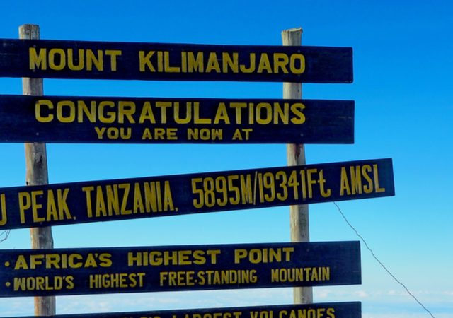 Kilimanjaro Climbing Routes Overview and Maps