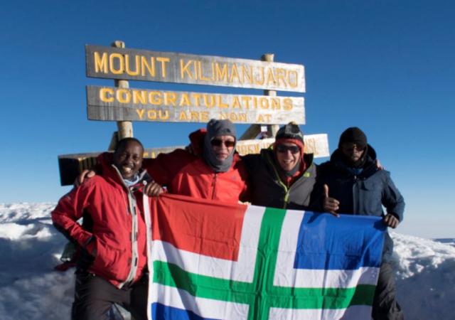 Kilimanjaro beklimmen met Bookatrekking.com