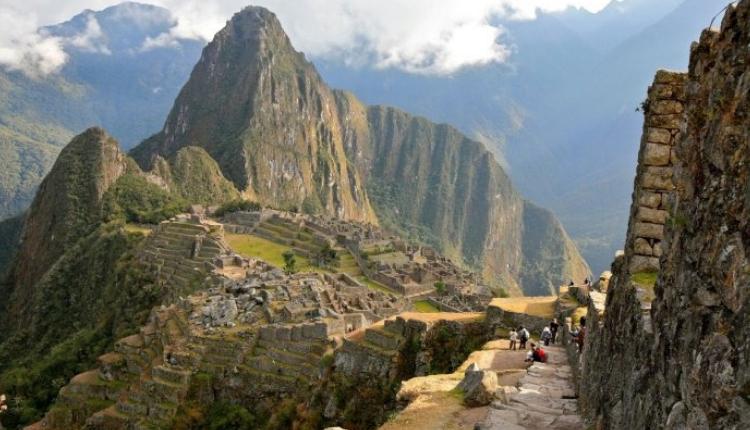 Machu Picchu stad
