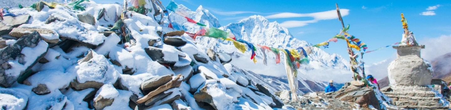 Everest Base Camp Three High Passes (18 days) – Alpine Club of Himalaya