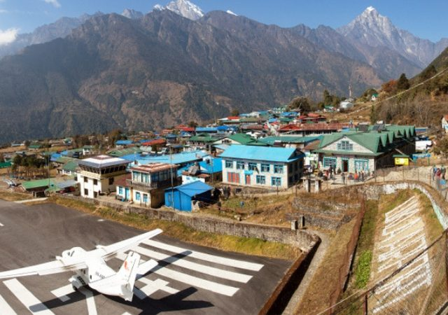 Kathmandu Airport Maintenance April 2019 – Lukla Flights