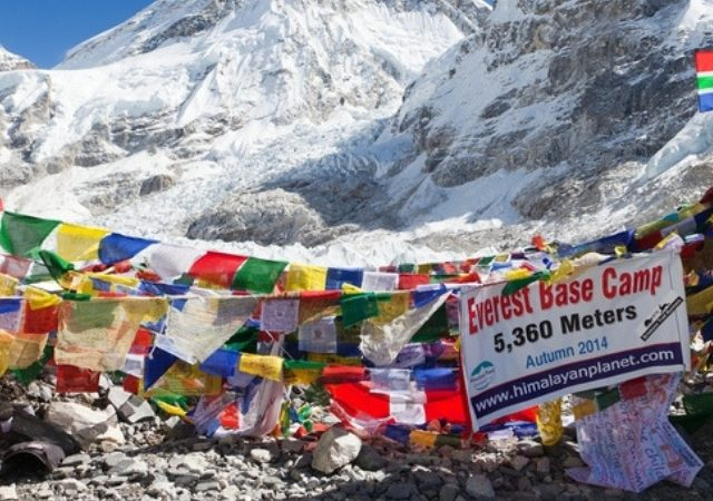 12-Day Everest Base Camp Trek Itinerary & Map