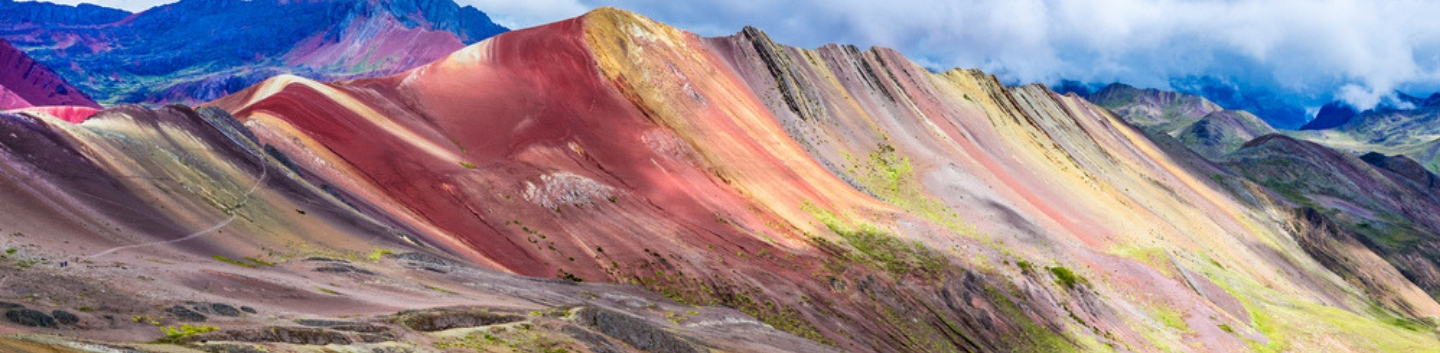 Rainbow Mountain and red valley Day Trip (1 day) – TreXperience
