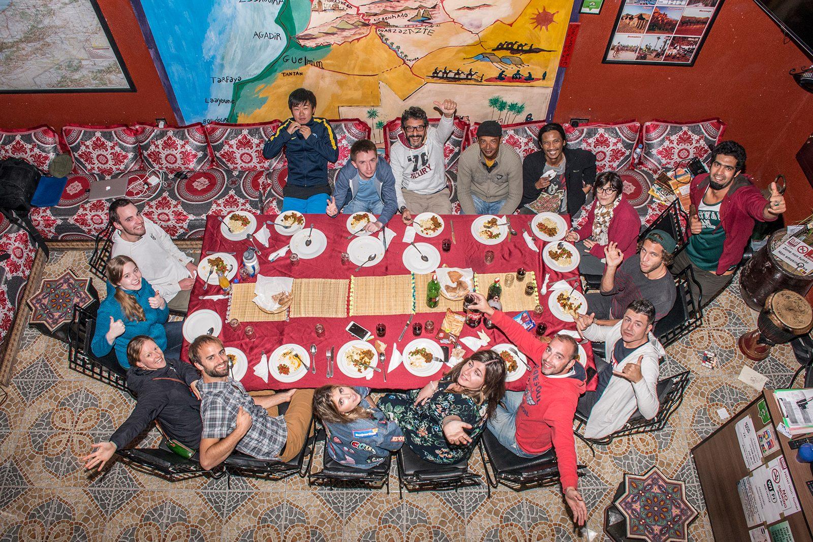 accommodation-marrakech-kasbah-red-castle-hostel