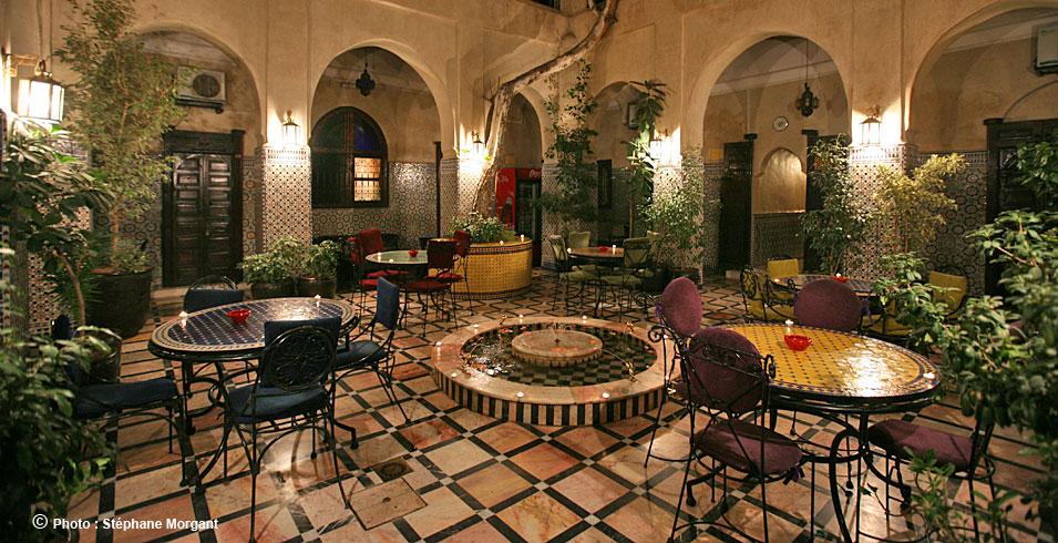 accommodation-marrakech-riad-omar
