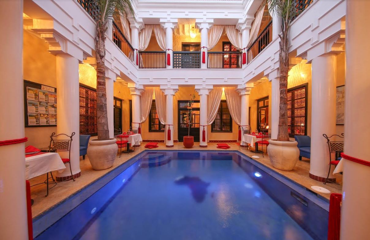 riad-africa-bookatrekking-places-to-stay-in-marrakech