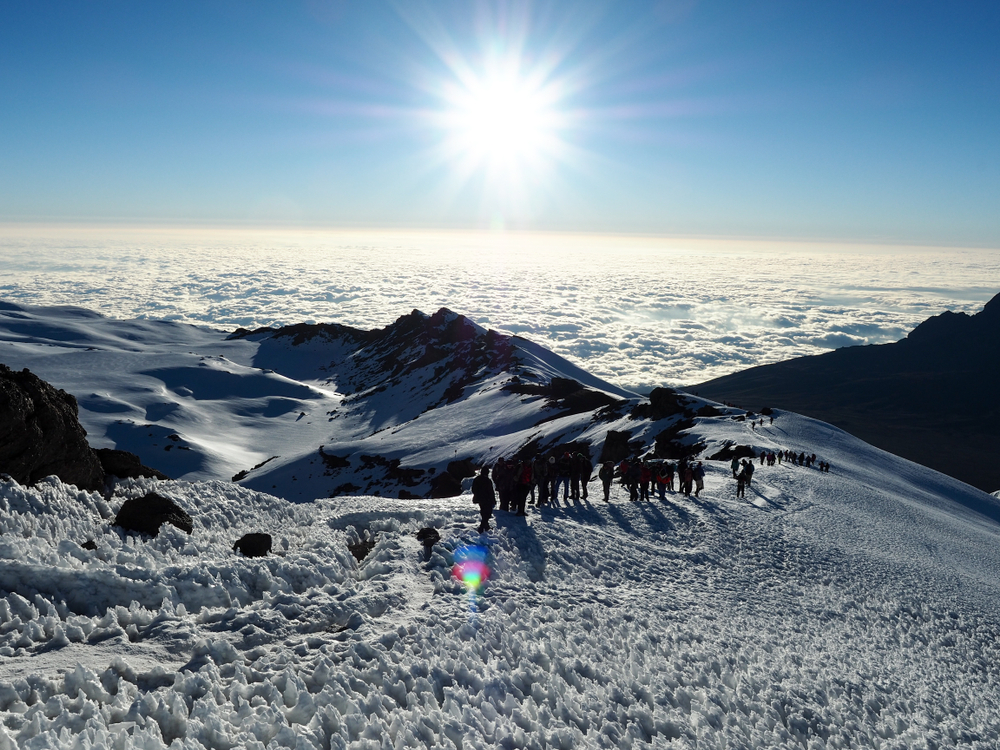 snow-kilimanjaro-hikers-climbers