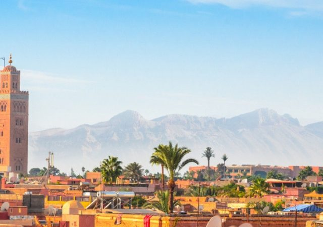 Where to Stay in Marrakech – Before & After Toubkal