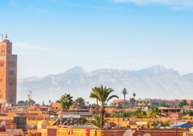 Waar te verblijven in Marrakech – Voor & Na Toubkal