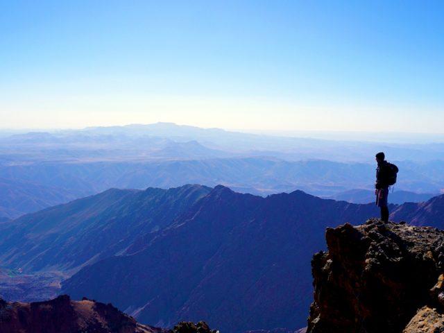 10 Tips om Mount Toubkal te beklimmen
