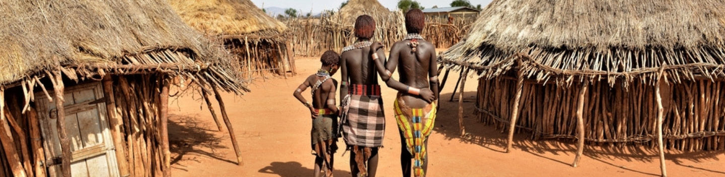 Tribes of Omo Valley (4 days) – Simien Mountain trekking and tours